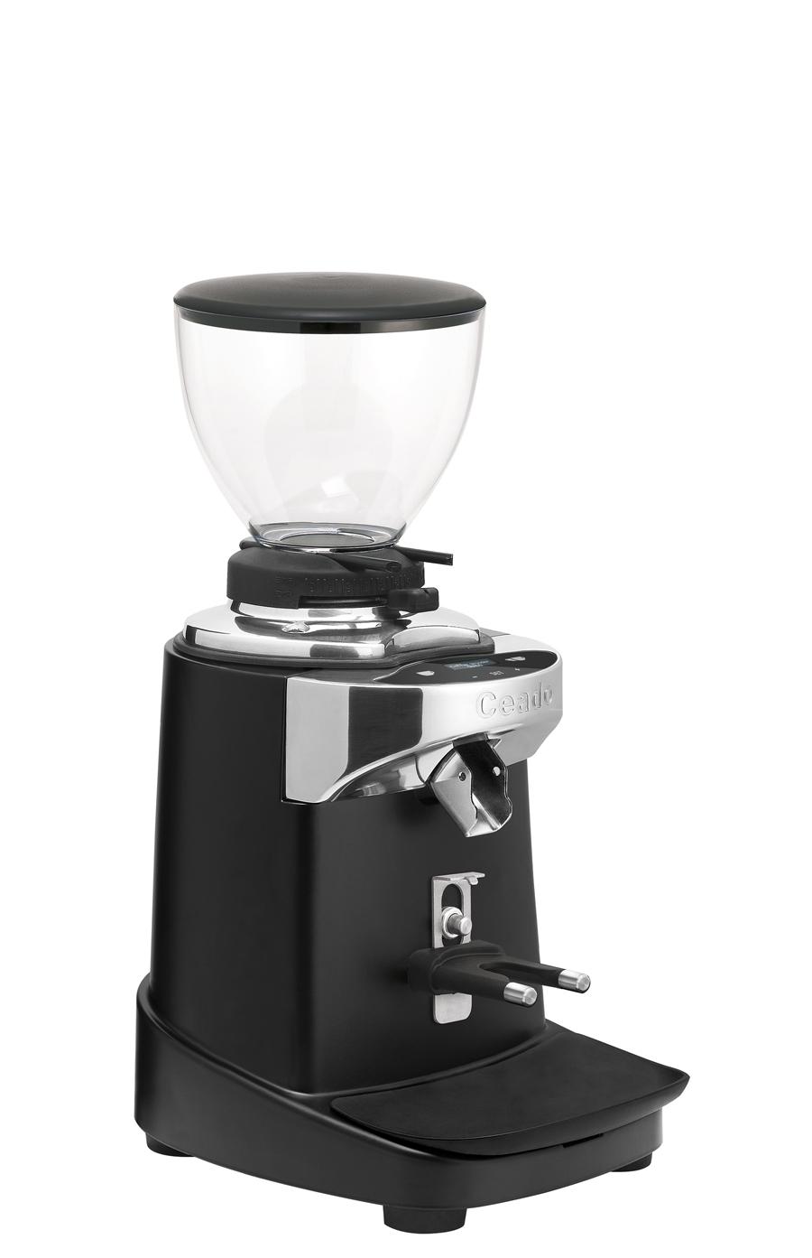 Ceado E37J Schwarz Matt Kaffeemühle