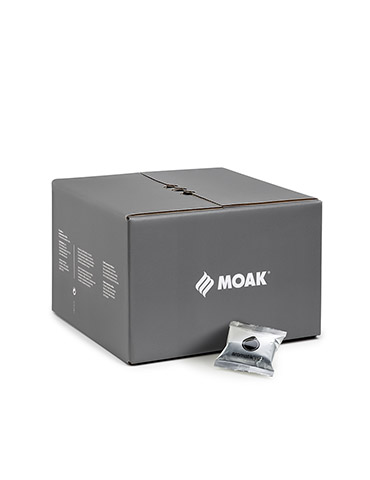 MOAK Aromatic Jazz 1x 50 ESE-Pads je 7 g gemahlen